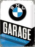 Afbeelding van BMW Garage Metalen Wandplaat 30x40cm Wandplaten
