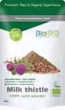 Afbeelding van Biotona Milk Thistle Seed Powder 200GR