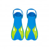 Afbeelding van Aqua Lung Atlantis Zwemvliezen Junior Blue Green EU 30 36