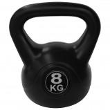 Afbeelding van Tunturi PVC Kettle Bell Kettlebell 8 kg