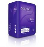 Afbeelding van Absorin Comfort Finette Mini 10 pakken
