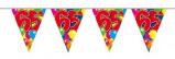 Afbeelding van Amigo Vlaggenlijn ballonnen: 65 jaar 10 meter