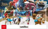 Image of Nintendo Amiibo Champions Pack (Breath of the Wild)