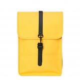 Afbeelding van Rains Backpack Mini rugzak (Basiskleur: geel)