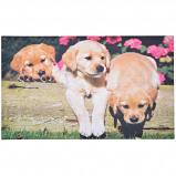 Afbeelding van Esschert Deurmat puppy 76x45,5x0,4cm