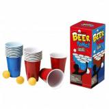 Afbeelding van Clown Games Beerpong drinkspel 27 delig