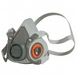 Image of 3M Half mask 3m Series 6000 A2p2 M