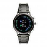 Afbeelding van Fossil smartwatch Gen 5 FTW4024 Carlyle herenhorloge horloge Grijs