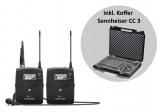 Abbildung von Sennheiser EW 112 P B G4 Portable Lavalier Set + C