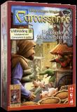 Afbeelding van 999 Games Carcassonne: kooplieden & bouwmeesters Uitbreidingsspel