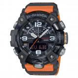 Afbeelding van Casio G Shock GG B100 1A9ER Master of Mudmaster horloge herenhorloge Oranje,Zwart