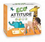 Afbeelding van Attitude Ecologische Luiers Maat 4