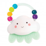 Image of B. Toys Light Up Cloud Rattle (1560)