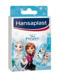 Afbeelding van Hansaplast Pleister Strip Frozen, 20 stuks