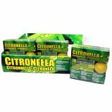 Afbeelding van Basic Citronella Waxinelichtje 18 stuks