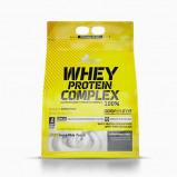 Image de 100% Whey Protein Complex de Olimp Supplements 700 grammes (20 shakes) Chocolat blanc framboise