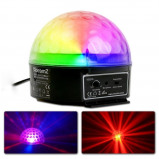 Afbeelding van BeamZ Magic Jelly Muziekgestuurde disco ball