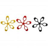 Afbeelding van Pure2Improve Finger Expander set 7 cm geel/rood/zwart