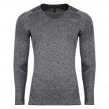 Afbeelding van Dare 2b Zonal III Thermoshirt Long Sleeve Base Layer Top Charcoal Grey L/XL