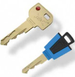 Afbeelding van Extra sleutel (M&C Matrix) (nabestellen)