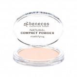 Abbildung von Benecos Compact Powder Fair Puder Make up