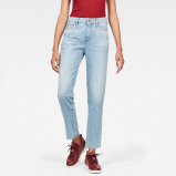 Image of 3301 High Straight 90's Ankle Jeans