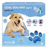 Afbeelding van Coolpets Dog Mat 24/7 Blauw 90x60cm