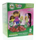 Afbeelding van Appy Kids drink Dora mixed berries 200 ml (5 stuks)