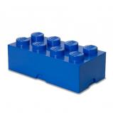 Image of Room Copenhagen LEGO Storeage Brick 8 Blue (40041731)