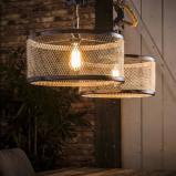 Afbeelding van AnLi Style Hanglamp Ziggy 2 x 40 cm Ø