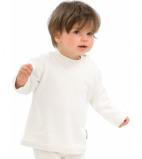 Afbeelding van Best4body Verbandshirt Kind Wit Lange Mouw 80, 1 stuks