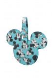 Afbeelding van Samsonite Accessoires Disney ID Tag mickey/minnie blue Adreslabels
