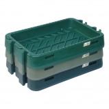 Afbeelding van La Gee voetbad schakelbaar 1250 x 800 160 mm kleur groen