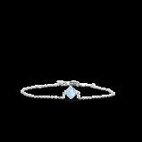 Image of TI SENTO Milano Bracelet Blue Silver Plated 2912WB