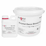 Image de Acrystal Decor Bronze
