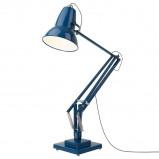 Afbeelding van Anglepoise anglepoise® Original 1227 Giant vloerlamp blauw, voor woon / eetkamer, metaal, aluminium, E27, 13 W, energie efficiëntie: A+, H: 270 cm