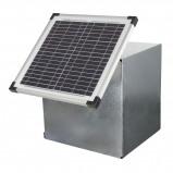 Abbildung von Ako Solarmodul f. Akku Box zu DUO Power X Geräte 15W