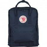 Billede af Fjällräven Kånken rygsæk (Basisfarve: Royal Blue)