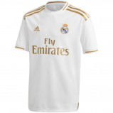 Afbeelding van Adidas Voetbalshirt Real Madrid thuisshirt 19/20 voor kinderen wit