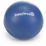 Obrázek Beeztees Ball Rubber Solid Blue 6,5cm