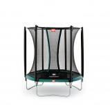Afbeelding van Berg Talent trampoline met veiligheidsnet Comfort (Diameter: 180 cm)
