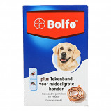 Afbeelding van Bolfo Plus Tekenband Middelgrote Honden 1ST