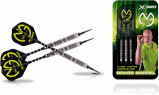 Afbeelding van Michael van Gerwen Brass Soft Darts in Tungsten Look 18 gram