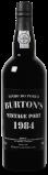 Afbeelding van Burton's Vintage Port 1984