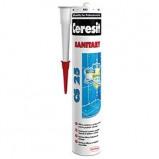 Afbeelding van Ceresit cs 25 elastische siliconenkit uitverkoopartikel 300 ml, pergamon