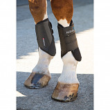 Image of Arma Cross Country Boots Front Black Cob