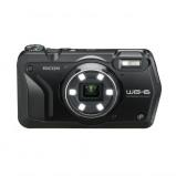 Afbeelding van Ricoh WG 6 compact camera Zwart