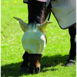 Abbildung von Amigo Fly Mask Oatmeal with Brown Full