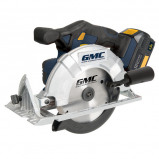 Afbeelding van GMC GMC18CS 18V Li ion accu cirkelzaag set (1x 4.0Ah accu) 165mm
