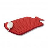 Afbeelding van Inventum Elektrische warmte pad 50x30 cm 100 W rood HNK153